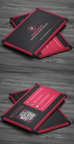 Another Best roundup of corporate business cards with professional and well-organized Photoshop PSD files. There are several hundred of business card design,