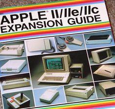 1984 Apple II IIe IIc Computer Upgrade/Expansion Guide Hardware Machine Language