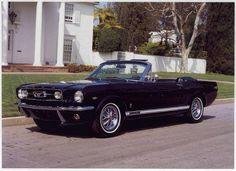 '66 Mustang GT Convertible