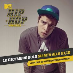 Fedez; mildly attractive and raps really well. In italian that is.