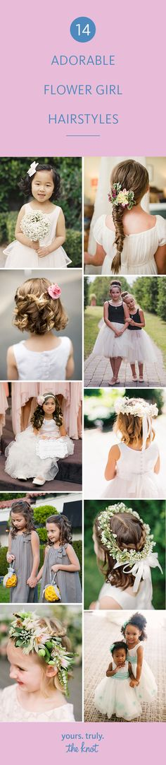 Time to focus on the mini members of your wedding party.