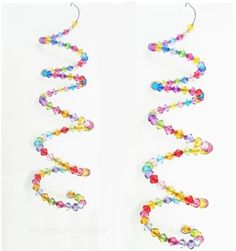 Acrylic Crystal Beads Mobile