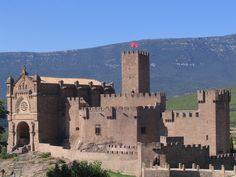 Castillo de Javier, Navarra, Spain