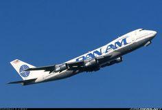 Pan Am Boeing 747-221B