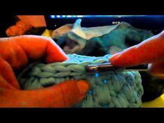 Cestino nascita: punto canestro e chiusura. Parte II - YouTube