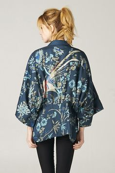 Embroidered Madeline Jacket | Awesome Selection of Chic Fashion Jewelry | Emma Stine Limited