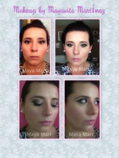 Makeup by Mayavita Martinez #beuty #makeup#Naked2 #realtechniques
