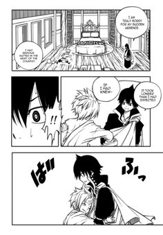 Tumblr I feel like zeref would be a good dad