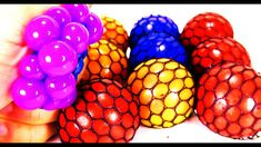 This video is about Squishy Mesh Grape Fruity Balls Learn Colors for Children video. These toys for kids are fantastic to learn colors, numbers or alphabet. Happy Baby, Happy Smile, Baby Smiles, Learning Colors, Coloring For Kids, New Toys, Kids Toys, Balls, Have Fun