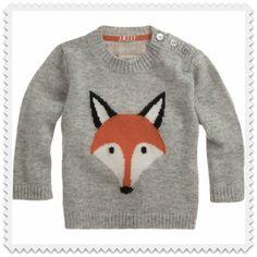 wee wednesday with Jennifer: foxy