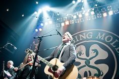 Flogging Molly @ The NorVa, May 2012 | Photo by: Lindsey Carter