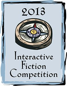 The 19th Annual Interactive Fiction Competition