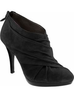zoe bootie -- great with a pair of skinnies or dress with leggings/tights