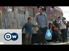 2000 refugees a day cross into Macedonia | DW News
