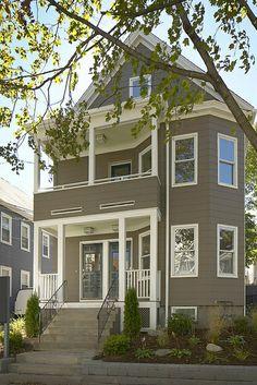 148 Albion Street, Somerville, MA | Cambridge Property Development renovation.