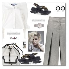 """""""Rosegal"""" by defivirda ❤ liked on Polyvore featuring Jacquemus and Marni"""