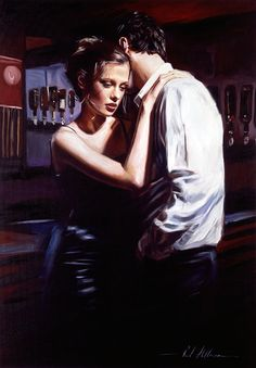 Romantic Paintings by Rob Hefferan