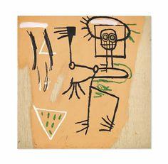 JEAN-MICHEL BASQUIAT (1960-1988) Icon 6