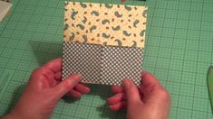 Envelope Card Tutorial (Part 2)