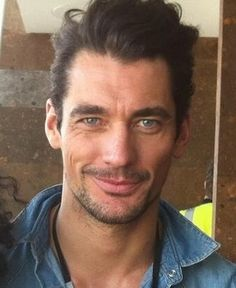 Fungirleo de haggards: David Gandy