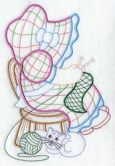 Machine Embroidery Designs at Embroidery Library! - Color Change - X5971
