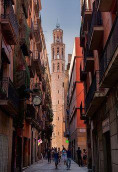 Santa María del Mar, #Barcelona