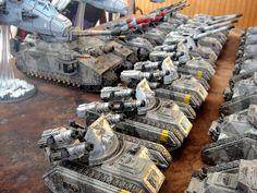 Warhammer 40k Art, Warhammer 40k Miniatures, 40k Imperial Guard, Armored Fighting Vehicle, Modern Warfare, Art Model, Military Art, Troops, Military Vehicles