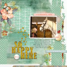 Lynn Grieveson Design - Find Peace Elements, Find Peace Papers, Find Peace template