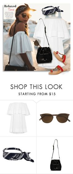 """When you feel good, you look good"" by breathing-style ❤ liked on Polyvore featuring Apiece Apart, Garrett Leight, Proenza Schouler and Dolce Vita"