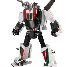 Transformers MB-16 JETFIRE Movie The Best Action Figur 10th Anniversary Kinder