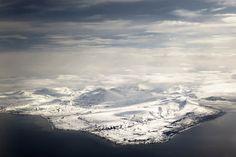 Ocean Acidification experiment on Svalbard