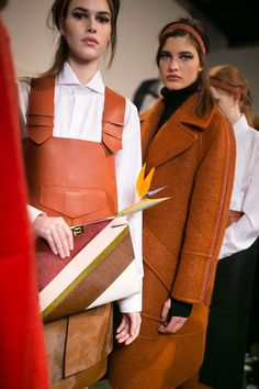 Our favourite looks from #Fendi's #AW15 #MFW show.