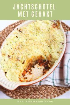 Vanavond heerlijk van gegeten. Een maaltijd die zeker nog eens op tafel komt. Wel wat kruiden toegevoegd aan de groeten en de aardappelpuree.