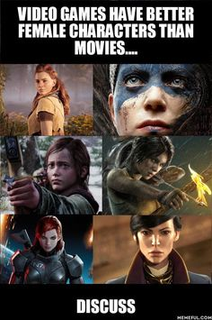 Why video games are the best forms of media around Video Game Memes, Video Games Funny, Funny Games, The Lest Of Us, Jak & Daxter, Gamer 4 Life, Star Wars Facts, Do Video, Dark Memes