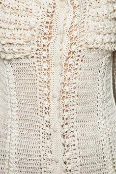 Short Crochet Cameron Off White - Vanessa Montoro - vanessamontoro