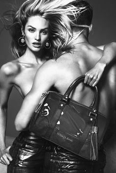 Candice Swanepoel, Versace