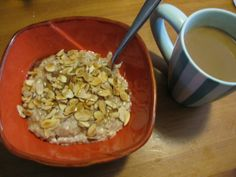 Maple Almond Oatmeal- 205 calories - Lose Weight By Eating | with Audrey Johns