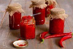 Ketchup, Hot Sauce Bottles, Avocado, Modul, Recipes, Food, Cakes, Antipasto, Jelly