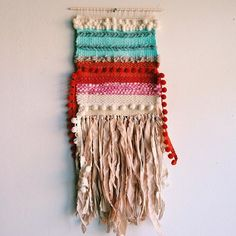 Pretty weaving