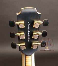 Lowden Pierre Bensusan Signature Guitar-SOLD