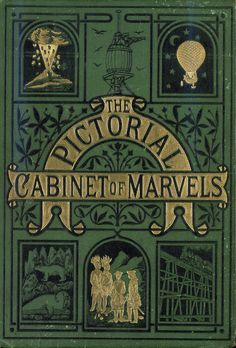 The Pictorial Cabinet of Marvels
