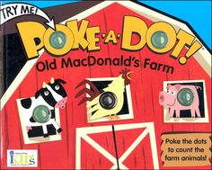 Poke-a-Dot: Old MacDonald's Farm