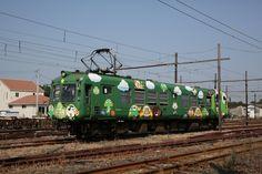 ケロロ電車