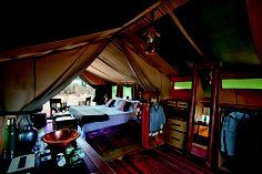 Selinda Explorers Camp - Botswana Safari Bedroom, Restaurants, Pride, Loft, Bar, Furniture, Home Decor, Decoration Home, Room Decor