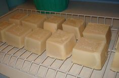 How to make cold processed soap