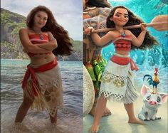 Moana Cosplay done in the Philipines