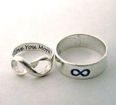 venta caliente online caf46 7415d 12 mejores imágenes de Anillos para parejas | Anillos ...