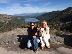Weekend moment at Donner Pass just up the highway from Nevada City. Dawn loved her aspen leaves, Bren loved his new hobby of rock climbing, Jade embraced her inner mountain goat, and I, well I was in paradise!