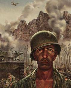 Curiosities: War Art by US Soldiers