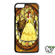 Beauty And The Beast iPhone 6 Plus Case | iPhone 6S Plus Case